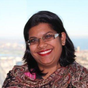 Photo of Nisha Leena Sinha Roy